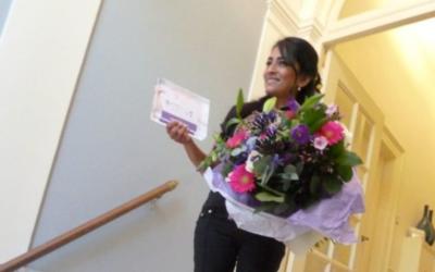 Indischa Flower nr.1 in Beautysalon Top 100