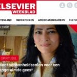 Publicatie Elsevier weekblad