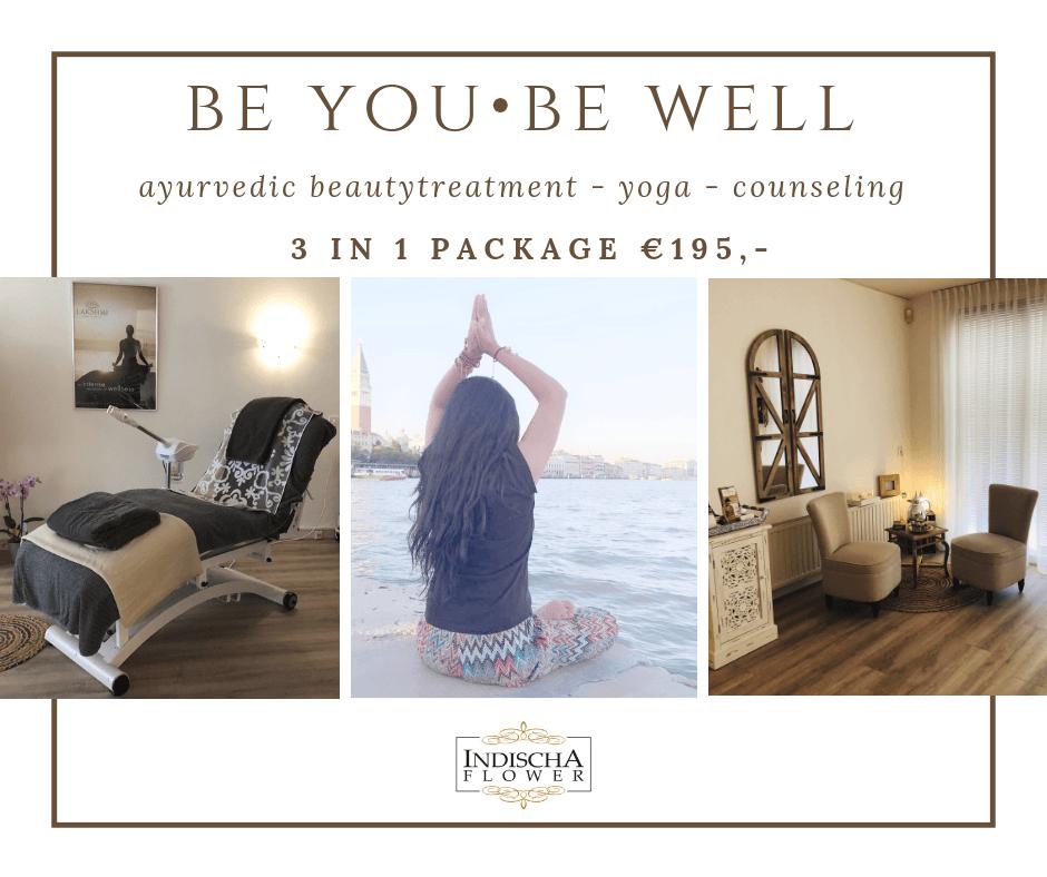 Be You Be Well speciale spoedprogramma voor innerlijke rust