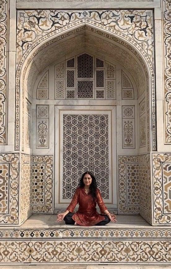 Yoga Experience met Rabia
